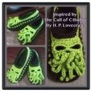 Custom Made Cthulhu Inspired Slippers