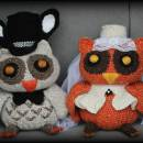 Bride & Groom Owls