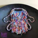 Scrappy Crochet Bag