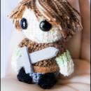 Arya Stark Amigurumi - Game of Thrones - La Calabaza de Jack