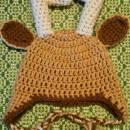 Deer Baby Hat