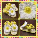 Daisy Toddler Sandals