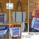 BLOOMY TOTE BAG