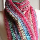Cotton Candy Scarf