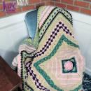 Janet's Garden Blanket