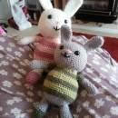 Flora and Ben the Bunnies