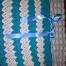 frills blanket