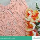 Pineapple Crochet Top
