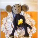 Mitch the Monkey