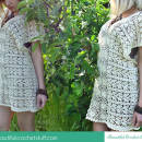 Crochet Leaf Tunic Free Pattern