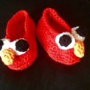 Elmo Baby Bootees