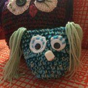 A Little Baby Owl