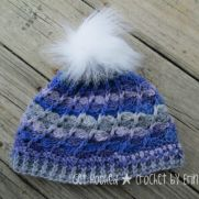 Divine Hat with Pom Pom