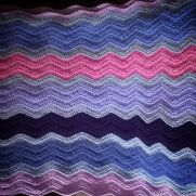 Double ripple blanket
