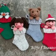 Stocking Stuffies