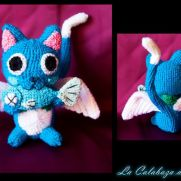 Happy Amigurumi (Fairy Tail)