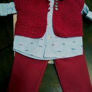 Emme's Vest