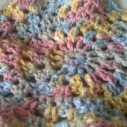 Granny Round Wash Cloth