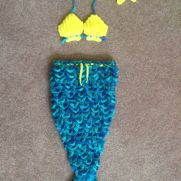 Mermaid tail outfit