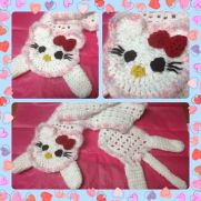 Hello Kitty Inspired Scarf