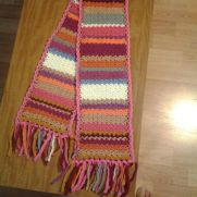 Another winter scarf