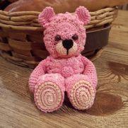 Puffcorn the Teddy Bear