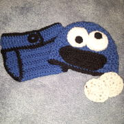 cookie monster set