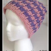 New Crochet Hat Design