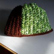 """camo"" hat"