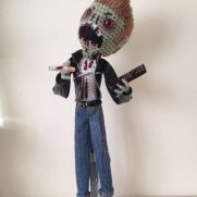 Greaser Zombie