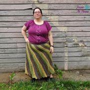 Off-Balance Skirt