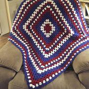 Patriotic Blanket