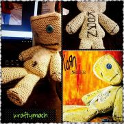 Issues Korn Crochet Doll