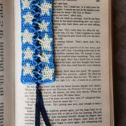 Starry bookmark +°+ Marque-page étoilé