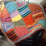 The Crochet Crowd CAL afghan
