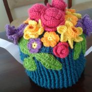 Mad Hatter's Tea Cosy