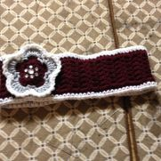 Roll tide headband