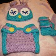 Crochet Owl Cutie