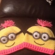 My lovely minions for girls