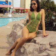 sophia crochet swimsuit