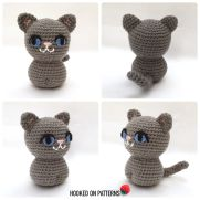 Cute and Simple Crochet Cat