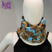 Vivian Crochet Cowl
