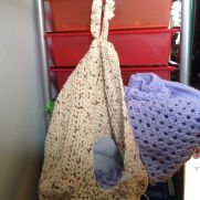 Crocheting Bag