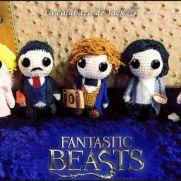 Fantastic Beasts Amigurumis - La Calabaza de Jack