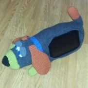 Puppy Tablet Pillow