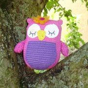 Owl toy