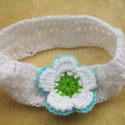 Flower Head Band