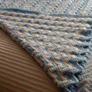 Double sided blanket