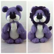 Lion/Bear Amigurumi