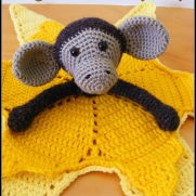 Going Bananas Monkey Lovey